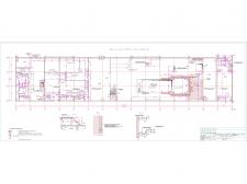 AutoCAD. План части помещения.