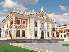 "Резиденция ""Melrose"" (1540 м2)"