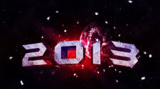 Новогоднее поздравление (2013)