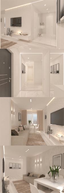 Дизайн гостиной. Дизайн прихожей.