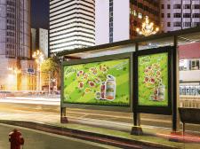 Разработка макета для билборда
