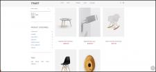 Интернет магазин продажи мебели(Laravel)