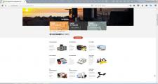Создание и наполнение интернет-магазина