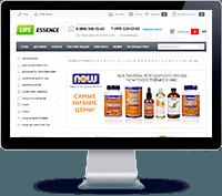 LifeEssence.ru - Магазин полезных товаров