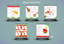 Watermelon Slicer  poster