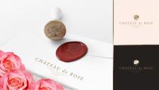 Логотип для бутика стабилизированных роз