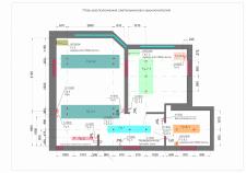План электрики (образец)