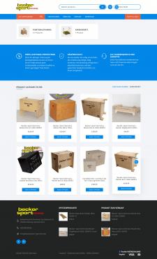 Beckersport-germany – Німецький інтернет магазин