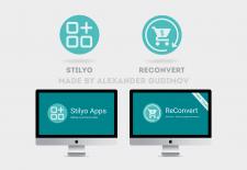 Дизайн баннеров и иконок для сайта Shopify