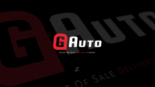 Логотип GAuto