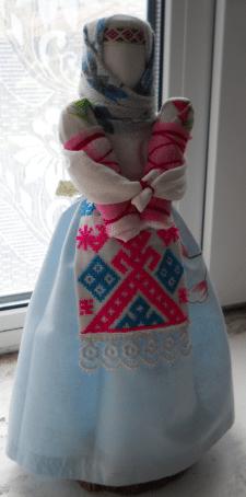Кукла Рожаница