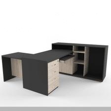 Стол и комод для документов №2