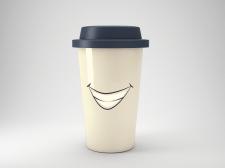 Coffee Tea Cup Design