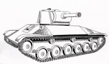 Танк НИИ 13