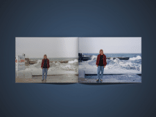 Цветокорекция фото