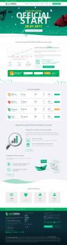Многоязычный корпоративный сайт