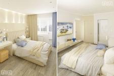 Спальня часть 2