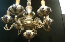 роспись фарфора, фаянса, бронзы