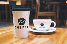 Pow Coffee - Полиграфия