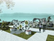 Эскизный проект малых архитектурных форм