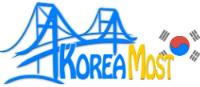 "Логотип для сайта компании ""Koreamost"""