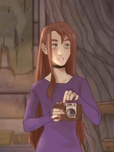 Рисунок персонажа