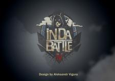 логотип для Индабаттла