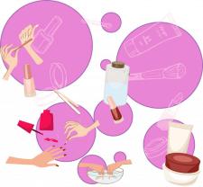 Элементы для категории красота и здоровье