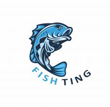 Логотип для магазина рыбной продукции