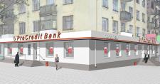 Фасад банка