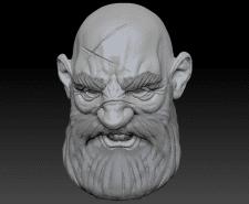 dwatf face