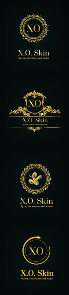 Варианты лого для магазина экзотической кожы