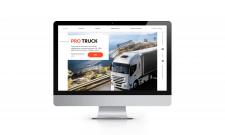 Cайт-каталог запчастин до вантажівок