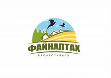 """лого для фестиваля """"Файнаптах"""""""