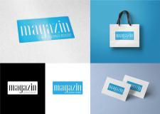 """Лого """"MAGAZIN разных вещей"""""""