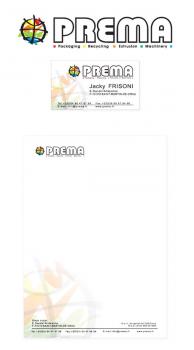 Лого, визитка