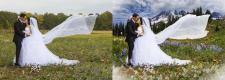 Свадебная обработка
