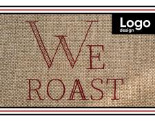WE Roast Logo & Package