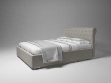 Кровати с разными обивками для сайта производителя