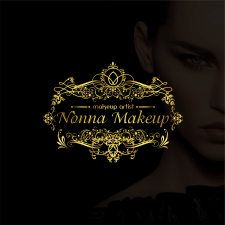 Логотип для makeup artist Nonna