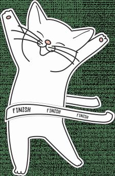 Векторна ілюстрація кота