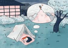 Мрії майбутньої альпіністки