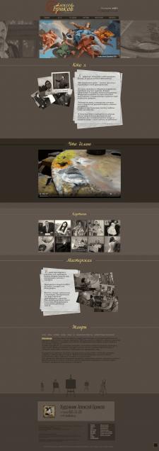 Верстка сайта и посадка его на wordpress