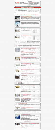 HTML вёрстка email-письма из PSD