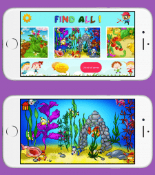 FindAll - Fun learning game for kids and toddlers