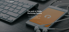 Wordpress (Media Agency)