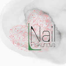 Логотип nail master
