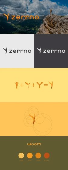 Логотип для Zerrno