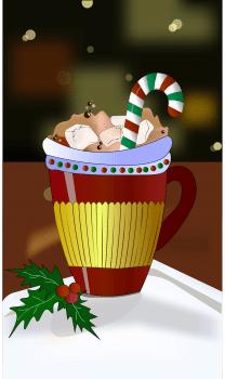 рождественское какао