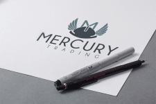 логотип для MERCURY TRADING
